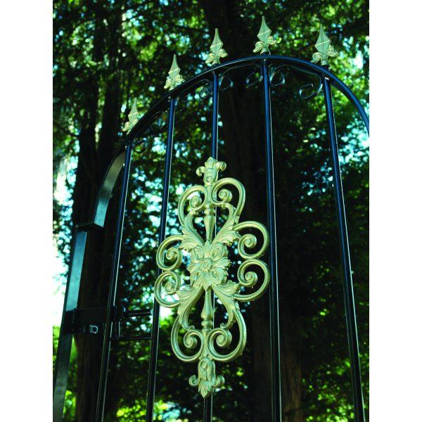 Royal Premier Tall Metal Garden Gate
