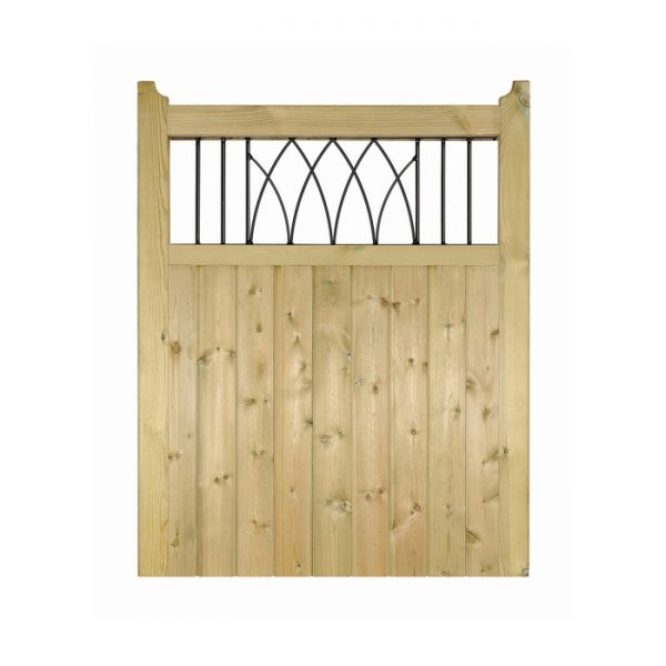 Staffordshire Wooden Garden Gate