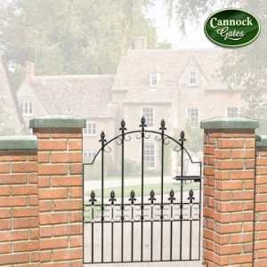 Royal Premier Metal Garden Gate