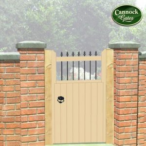 Vertifleur Tall Wooden Garden Gate