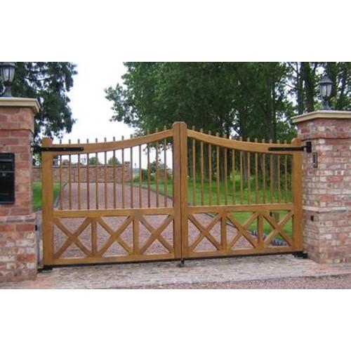 perton hardwood gates